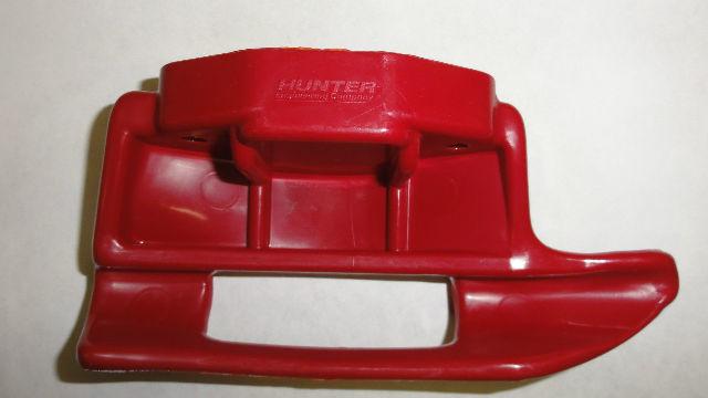 GENUINE Hunter O.E.M. Tire Changer Red Mount Demount Head Duckhead 221-675-2