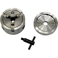 "Quick Chuck Adapter Kit - 1"" arbor brake lathes, for Rotors with centering holes"