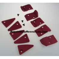 13 PC OEM HUNTER TCX575 TCX565 Leverless Head Kit Inserts RP11-8-11400293