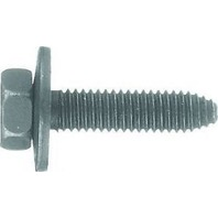 (50) M6-1.0 X 25mm HEX HEAD SEMS BODY BOLT GM 11503834