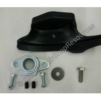 Tire Changer Plastic head with Bracket, 28mm hole