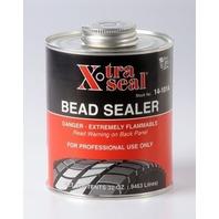 (6) 32oz cans EXTRA THICK BEAD SEALER -  Quart can  - black tire repair