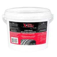 CHEMICAL, Euro Paste, X-tra Seal Euro-Paste (White) 6 1/2 lb Tub, 14-700