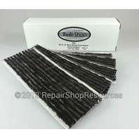 "(50) - 7"" Tire Repair Shoe String Plugs MADE IN USA - Redi-Shop Brand"