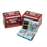 SLIM SAFETY SEAL TIRE PLUGS, box of 60 repair units, 121-60