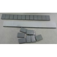 144 oz. 1/4 oz adhesive stick on wheel balancing weights steel