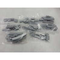 40 pc MC Style Zinc Wheel Weight Assortment, Clip on balancing MADE IN USA