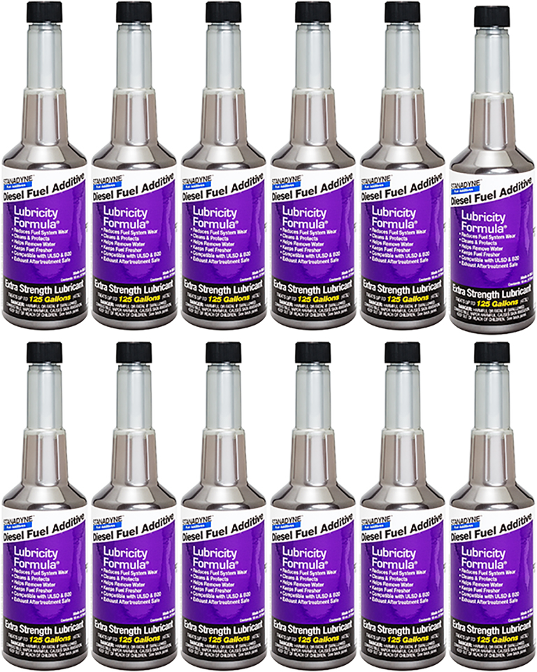 Stanadyne Lubricity Formula Pint Bottle | Case of 12 Pint Bottles (16 oz.) | Stanadyne # 38560C