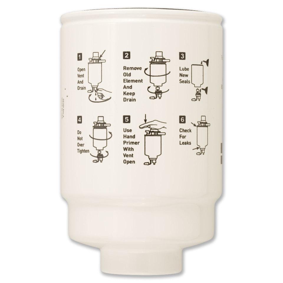 ... 2001-2012 6.6L Duramax Fuel Filter Service Kit | Racor Part # PFF58567  ...
