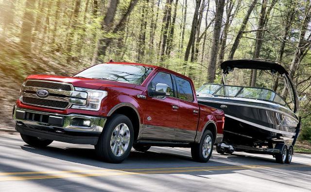2018 Ford F-150 diesel: Quiet with no clatter, asterisks