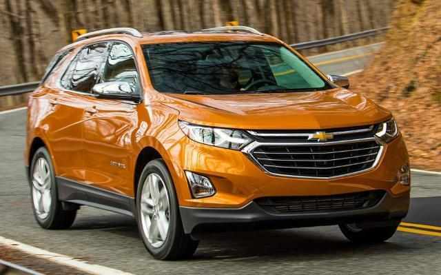 Chevrolet Equinox now available as diesel, with torque, fuel economy