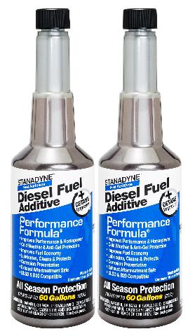 Geliebte Stanadyne Performance Formula Diesel Fuel Additive - Pack of 2 @OG_74