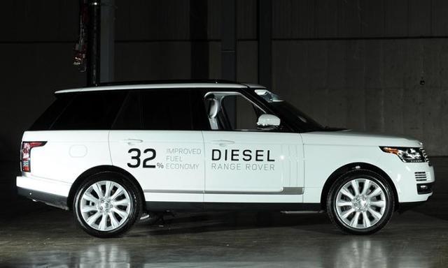 Jaguar Land Rover plans diesels for entire lineup