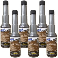 Stanadyne Diesel Injector Cleaner | 6 Pack of  8 oz bottles | Stanadyne # 43562