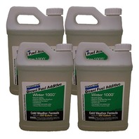 Stanadyne Winter 1000 | 4 Pack of 1/2 Gallon Jugs | Treats 2000 Gal of diesel fuel | Part # 45697