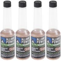 Alliant Power ULTRAGUARD Diesel Fuel Treatment | 4 Pack of 1/2 Pints | # AP0500