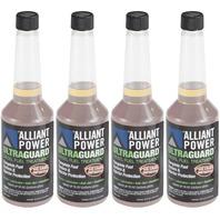 Alliant Power ULTRAGUARD Diesel Fuel Treatment | 4 Pack of Pints (16oz) # AP0501