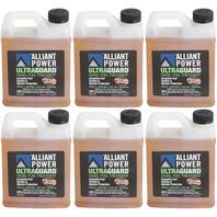 Alliant Power ULTRAGUARD Diesel Fuel Treatment | 6 Pack of 32 oz Jugs | # AP0502