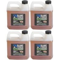 Alliant Power ULTRAGUARD Diesel Fuel Treatment - 4 Pack of 64 oz Jugs  # AP0503