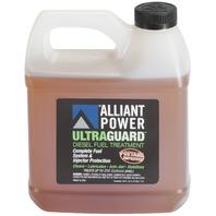 Alliant Power ULTRAGUARD Diesel Fuel Treatment-1/2 Gallon (64 oz) Jug  # AP0503