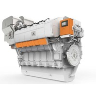 The World-Record-Holding Wartsila 31 Diesel Engine