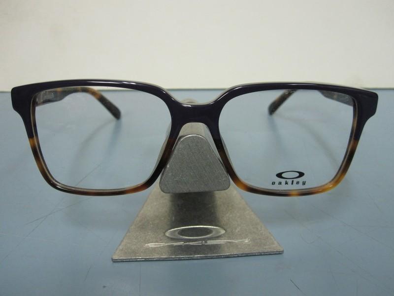 OAKLEY womens CONFESSION RX eyeglass frame Purple Tortoise OX1128 ...