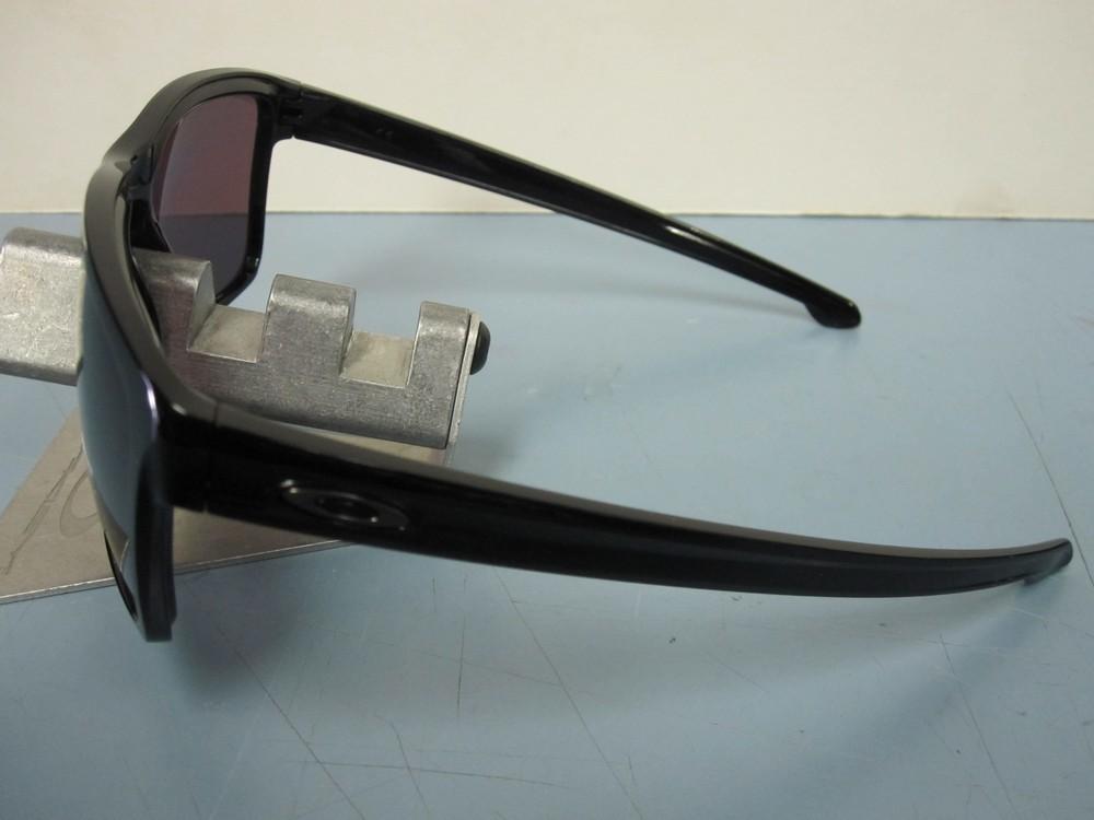 d61d57a074 ... OAKLEY mens SLIVER XL sunglass Black Prizm Polarized OO9341-06 New In  Oakley Bag ...