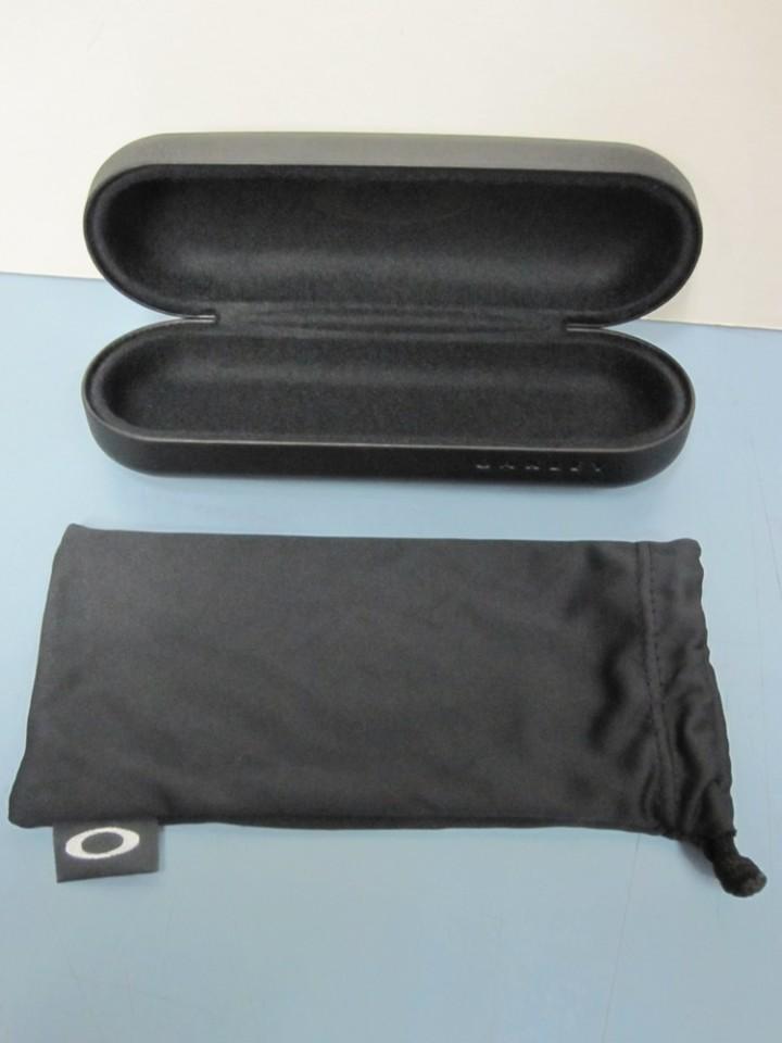 ebe5a8725d7b9 ... OAKLEY mens DOUBLE TAP RX eyeglass frame Black OX3123-0151 NEW w Oakley  case