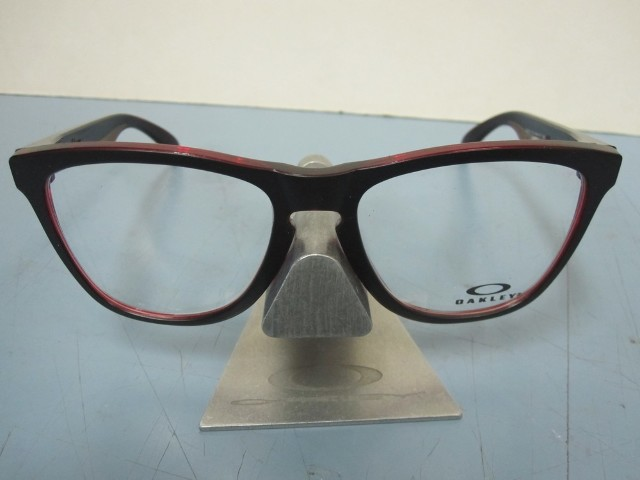 99ccd02ce8 OAKLEY mens RX eyeglass frame Frogskin Eclipse Red OX8131-0154 New In Box