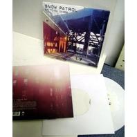 "SNOW PATROL 2003 7"" white vinyl spitting games UK 45 record New Old Stock Mint"