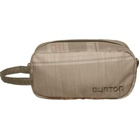 BURTON snowboard accessory case/parts bag Texture Stripe New in package