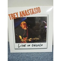 Trey Anastasio 2005 live in chicago 4 track promotional CD Sealed New Phish