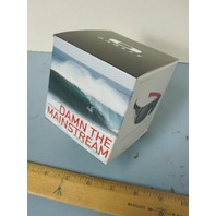 OAKLEY sun snow SURF BRUCE IRONS cube display ~NEW old stock ~FLAWLESS~!!