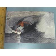 OAKLEY sun snow 2007 DUSTIN BARCA SURF dealer promo display card 2 New Old Stock