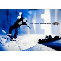 OAKLEY 2002 Mike Vallely Skateboard Dealer Promotional poster New Old Stock