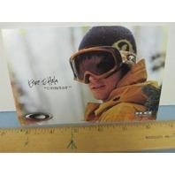 OAKLEY 2006 EERO ETTALA SNOWBOARD dealer promo display card New Old Stock