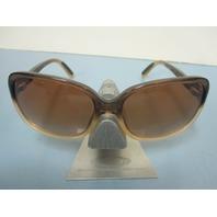 OAKLEY womens Obligation Sunglass Java/VR50 Brown Gradient OO2034-03 New In Box