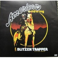 BLITZEN TRAPPER 2012 AMERICAN GOLDWING SUB POP PROMO POSTER ~NEW~!!