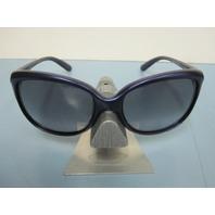 OAKLEY womens PAMPERED sunglass Iris Velvet/Black-Grey Gradient OO9160-08 New