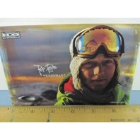 OAKLEY surf sun snow 2006 PEP FUJAS SKI dealer promo display card New Old Stock