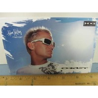 OAKLEY sun snow 2006 ADAM MELLING SURF dealer promo display card New Old Stock