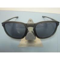 OAKLEY mens Enduro Sunglass Matte Grey Smoke/Grey OO9223-09 New In Oakley Box
