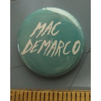 MAC DEMARCO 2014 Salad Days promotional button/pin back Flawless New Old Stock
