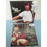 "Rhett Miller 2006 Help Me Suzanne/Question PROMO 7"" vinyl Brand New Old Stock"