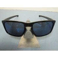 OAKLEY mens SLIVER sunglass black/ice iridium MOTOGP OO9262-28 NEW in Oakley bag