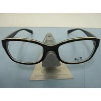 OAKLEY womens JUNKET black shadow OX1087-0152 RX eyeglass frame NEW w/O case