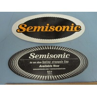 Semisonic 1998 Feeling Strangely Fine Promotional Sticker New Old Stock Flawless