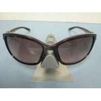 OAKLEY womens Step Up Sunglass Raspberry/G40 Gradient OO9292-05 NEW in Case/Box