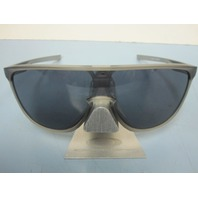 OAKLEY mens TRILLBE sunglass Matte Grey Ink/Grey OO9318-01 NEW in box w/baggy