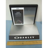 OAKLEY 2017 dealer countertop Latch Magnetic display X-Metal New In Box